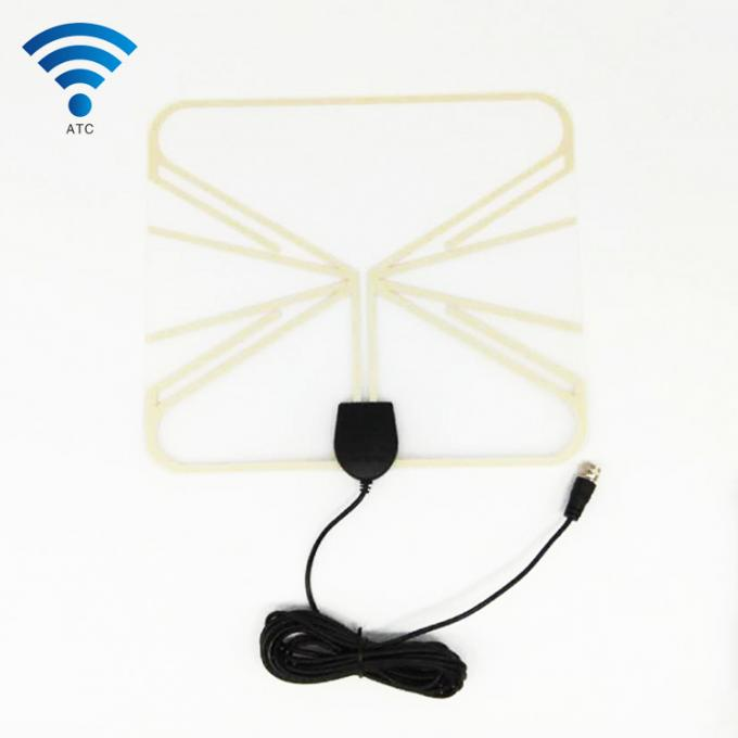 Free Channel Reception Use Indoor HD Television Antennas 30DBi