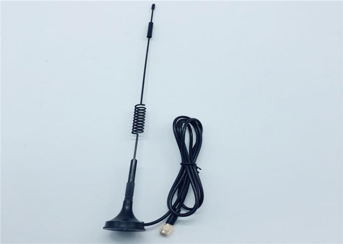 Extension Type Telescopic Uhf Television Antenna TV Radio Antenna With Sma Connector