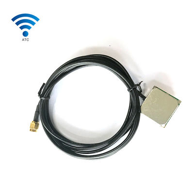 China 28DBi RP SMA Car Use GPS Ceramic Antenna Waterproof for Stronger Signal supplier
