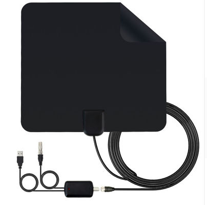 Indoor HD Television Antennas High Gain Amplifier for TV Signal Reception