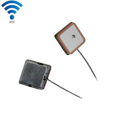 1575.42MHz GPS Ceramic Patch Antenna Internal 28dbi Vertical Polarization With IPEX