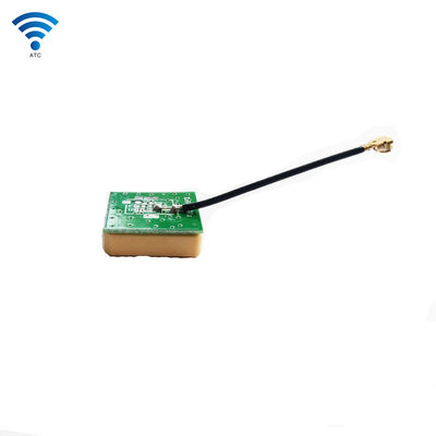 1575.42 MHz Green Ceramic Patch Antenna Internal Active GPS Antenna