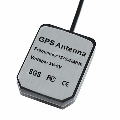 Waterproof GPS Antenna For Car 28db SMA Male Plug Aerial Extension Cable 50W