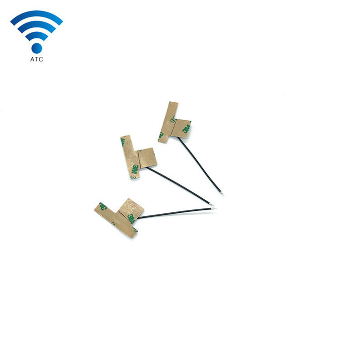2.4 Ghz Built - In FPC Antenna , 5DBi IPX IPEX Connector Bluetooth Omni WiFi Antenna