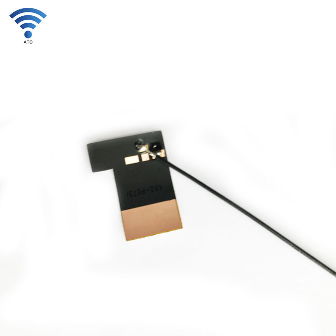 Internal FPC Antenna PCB Dual Band WIFI 2.4G High Gain 3.0dbi With IPEX Connector