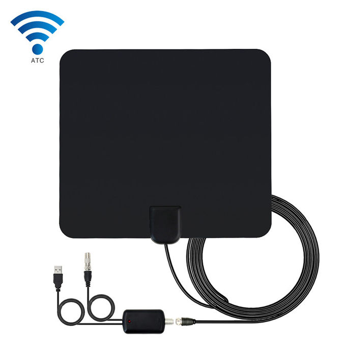 2400-2500Mhz Frequency Range HD Local TV Antenna Customizable Antenna Length